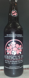 Coronado / Maui Two Islands Hibiscus IPA