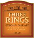 Downlands Three Rings Strong Pale Ale