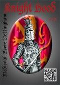 Medieval Knight Hood