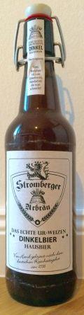 Stromberger Urbräu Dinkel