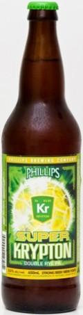 Phillips Super Krypton Double Rye PA