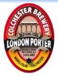Colchester Old King Coel London Porter