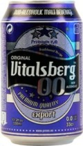 Vitalsberg Original Non Alcoholic 0,0
