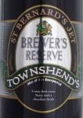 Townshend St Bernard's Jet Brewer's Reserve