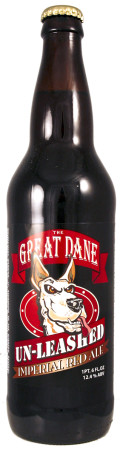 Great Dane Un-Leashed  #1 - Imperial Red Ale