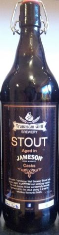 Franciscan Well Jameson Stout