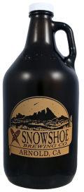 Snowshoe X2K Black IPA