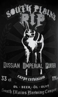 South Plains Russian Imperial Porter