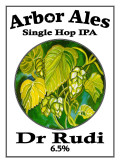 Arbor Single Hop IPA Dr. Rudi