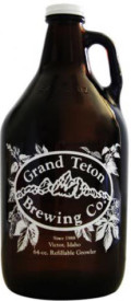 Grand Teton Wake Up Call Imperial Coffee Porter - Barrel Aged