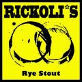 Rickoli's Hearty Rye Stout