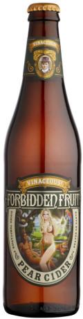 Vinaceous Forbidden Fruit Pear Cider