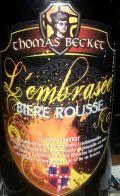 Larché Thomas Becket l'Embrasée Bière Rousse