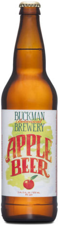 Buckman Apple Beer