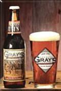 Grays Autumn Ale-Nut Brown Ale