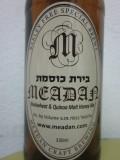 Meadan Beerat Kusemet Buckwheat & Quinoa Malt Honey Ale