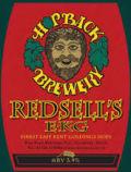 Hop Back Redsell's EKG