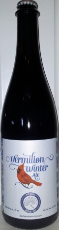 Perennial Vermilion Winter Ale