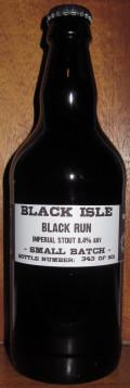 Black Isle Black Run