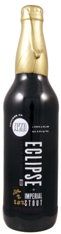 FiftyFifty Imperial Eclipse Stout - Mellow Corn Barrel