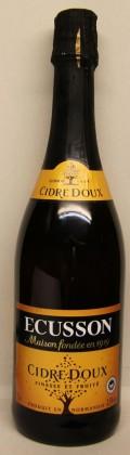 Ecusson Cidre Doux