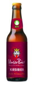 Unser Bier Kirsibier
