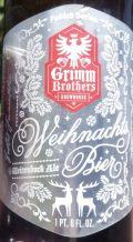 Grimm Brothers Weihnachtsbier