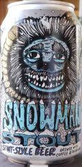 Jackalope Snowman Stout