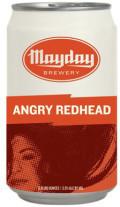 Mayday Angry Redhead