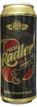 Pécsi Radler Bronz (Fahéjas-Meggyes)