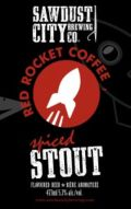 Sawdust City Red Rocket Coffee Spiced Stout