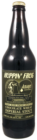 Hoppin' Frog / Amager Frog Hops From Amager