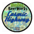 HopDog BeerWorks Cosmic Highway