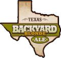 Fort Bend Texas Backyard Blonde