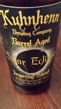 Kuhnhenn Solar Eclipse Imperial Stout - Bourbon Barrel