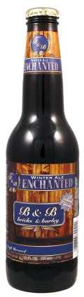 Bricks & Barley Enchanted Winter Ale