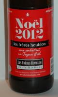 Les Frères Houblon Noel 2012