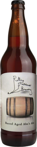 Rolling Meadows Barrel Aged Abe's Ale