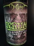 DuClaw Bourbon Barrel Serum