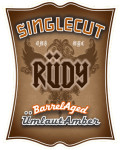 Singlecut Rüdy Barrel Aged Ümlaut Amber