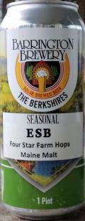 Berkshire Mountain ESB