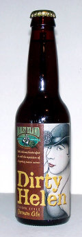 Barley Island Dirty Helen Brown Ale