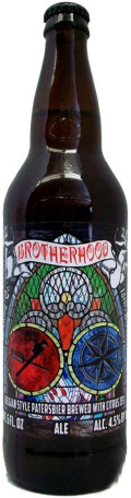 Pipeworks 18th Street Brotherhood Belgian Style Patersbier