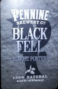Pennine Black Fell