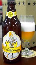 Velhas Virgens Whitie Rockin' Beer