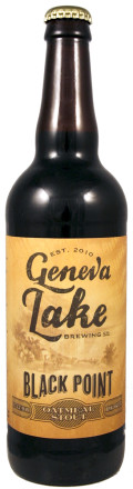 Geneva Lake Black Point Oatmeal Stout
