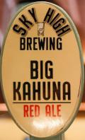 Sky High Big Kahuna NW Red Ale