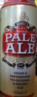 Banks's Imperial Pale Ale