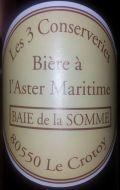Bière à l'Aster Maritime
