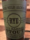 Central Waters Rye Barrel Aged Stout